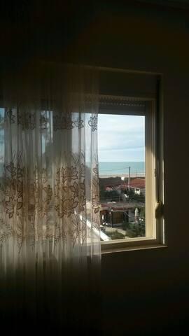 Fantastico appartamentino con vista sul mare.