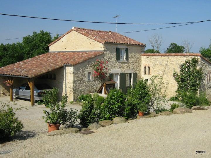 maison indépendante dans le bocage Vendéen,