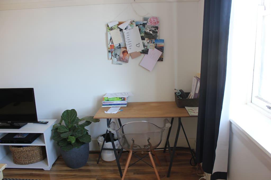 Lounge Room/Study