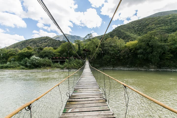 Ever Green Paradise 20 min away from -  Tbilisi - Dzegvi - Saari