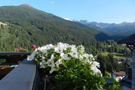 CASA ELDA  la tua vacanza tra Bormio e Livigno - Semogo
