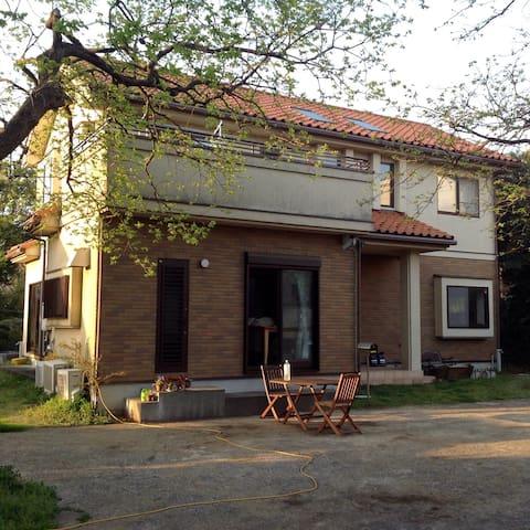 Chez Nous (Room 2) - Ichikawa-shi - House