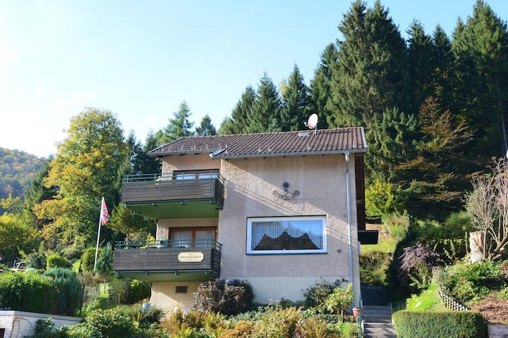 Chic Holiday House near Forest in Herzberg am Harz