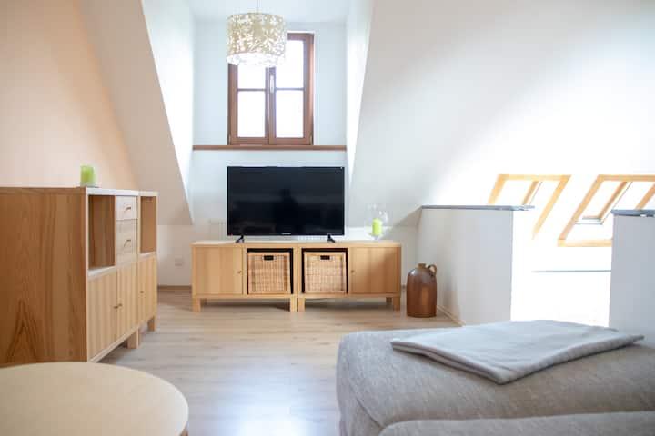 Ferienwohnungen Lohengrin, Wohnung Tristan, 100qm