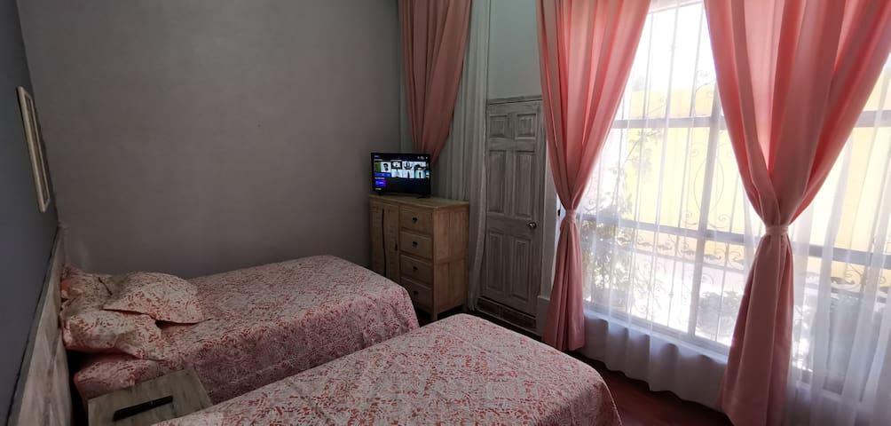 Habitación 2 en Casa De La Bella Lola.