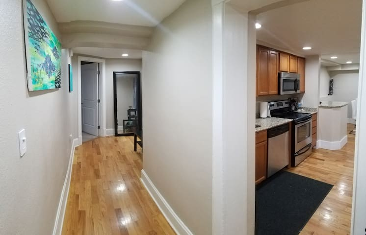 Private and Cozy Condo in the Heart of Denver - Denver - Apto. en complejo residencial