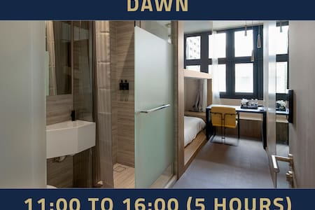5 Hours:11am-4pm private room at Tanjong Pagar MRT