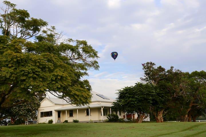 Burradale Farm @ Bangalow - Bangalow - Haus