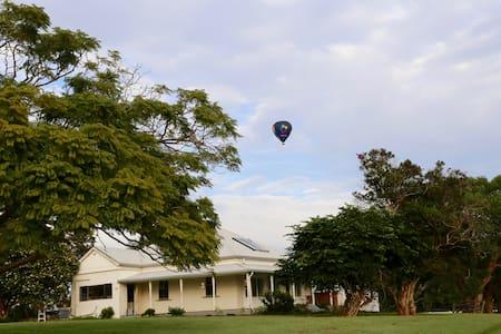 Burradale Farm @ Bangalow - Bangalow - House