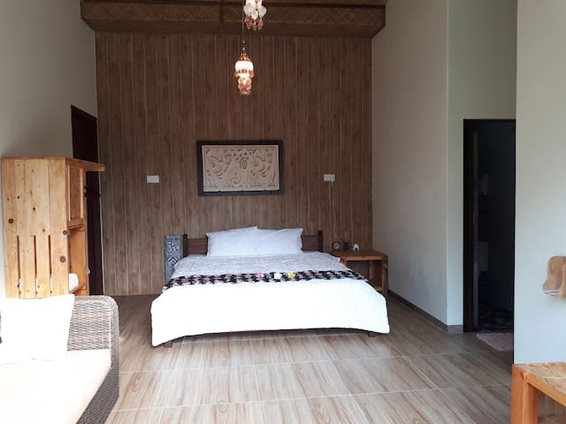 Sleep well in our traditional design bed room 2.