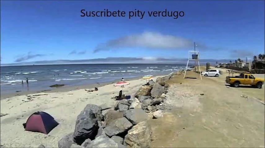 El faro beach - Aproximadamente a 25 minutos de casa