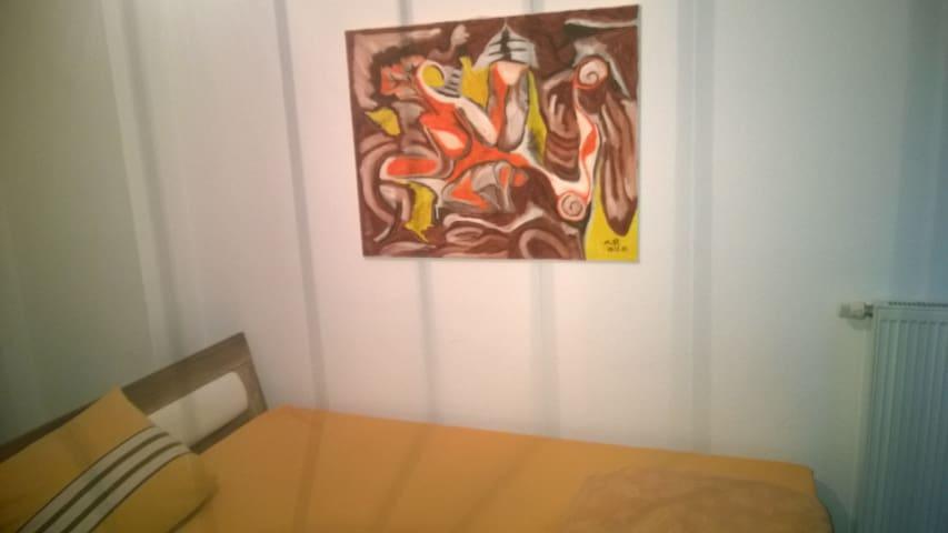 Zimmer in Köln-Kalk zu vermieten - Köln - Lejlighed