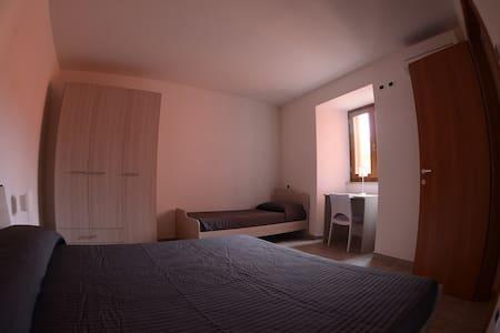 Casa per Vacanze - Via Piedi Castello - Montorio Al Vomano - Appartement