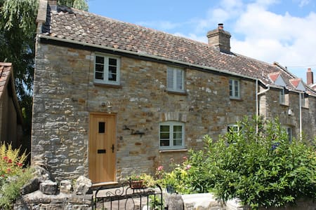 Peaceful Cottage in Wedmore - Somerset - Bed & Breakfast