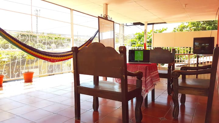 Comfy rooms in the heart of Managua!