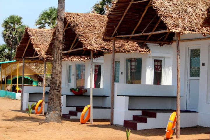 Rameswaram Beach Cottages