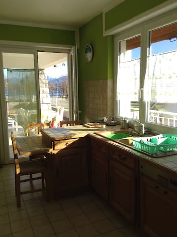 Appartement lumineux face plage - Excenevex - Daire