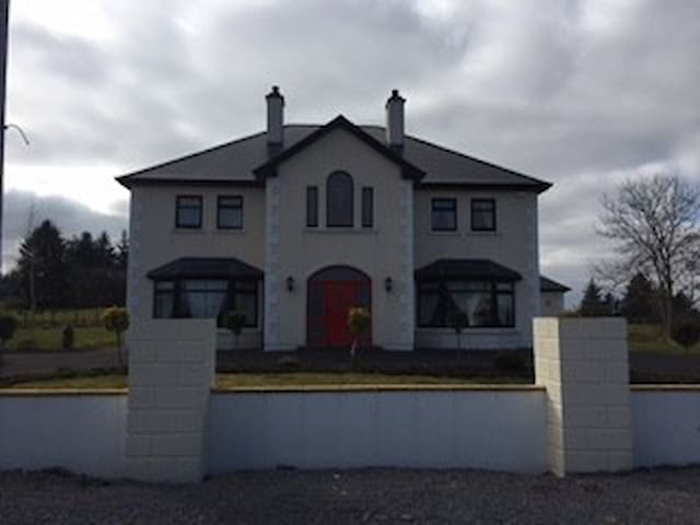 Luxury Country House-Mayo - Swinford - House