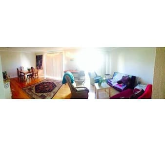 Spacious and airy apartment near Golden Gate Park! - San Francisco