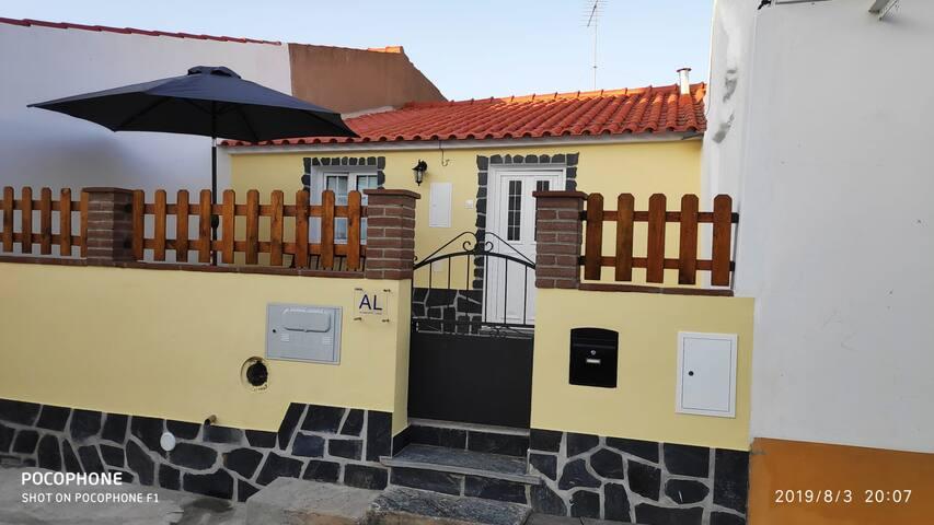 """Casa """" O Chaparrinho """""""