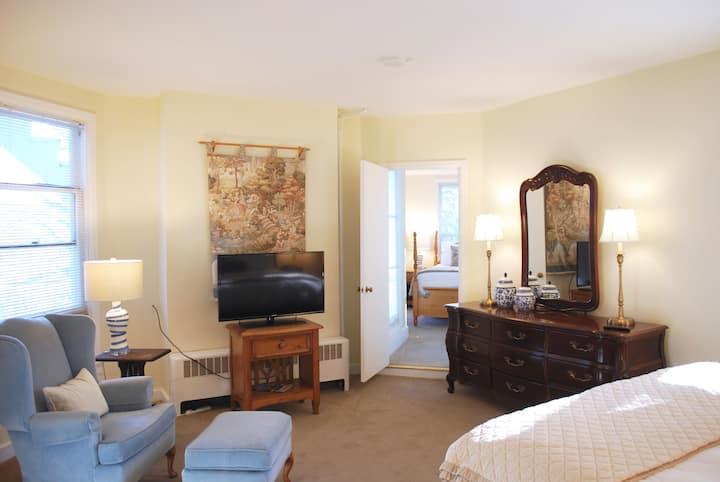 Triple Room 5 at Anne's Washington Inn