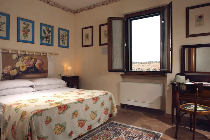 Charming B&B near Saturnia hot springs to discover