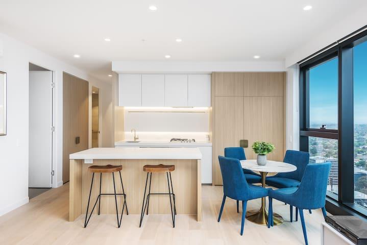 Modern Box Hill 2 Bedroom Apartment