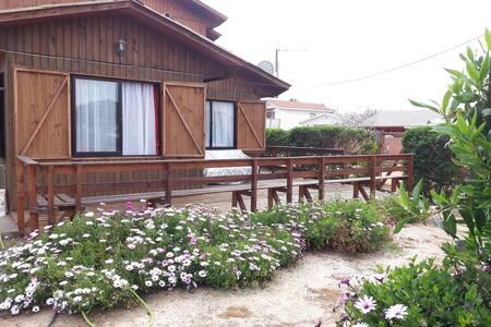 Casa en Los Molles cerca de playa principal
