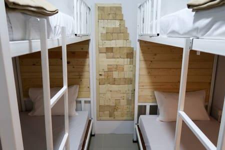 Family Room w/ Shared Bath at Baan URT Suratthani