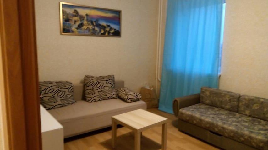 Апартаменты на Фёдора Абрамова, 21корп3