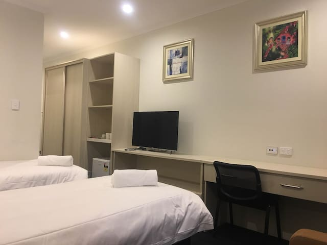 Welcome to Perth, Western Australia - Room 28