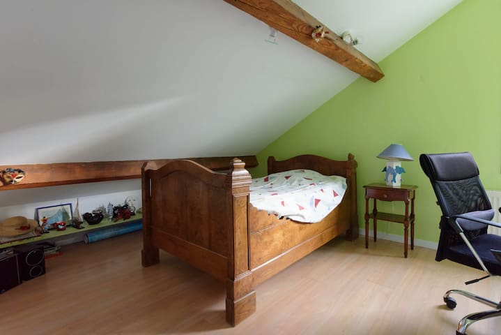 Jolie chambre dans maison individuelle