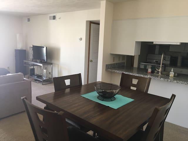 El Paso Furnished Apartment Suite-VanHorne Estates