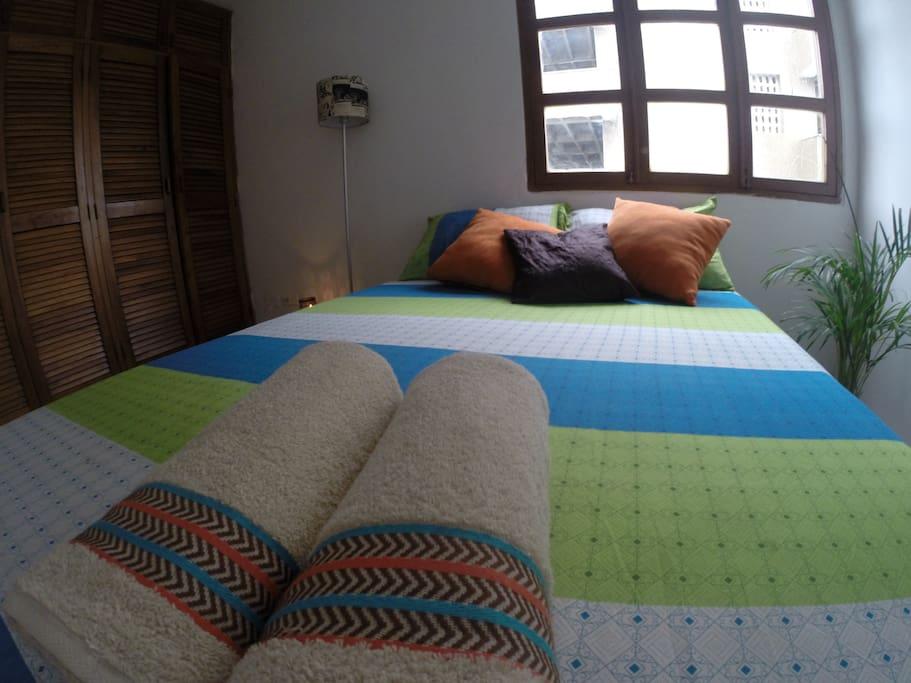 puedes contar con un alojamiento agradable y sereno.