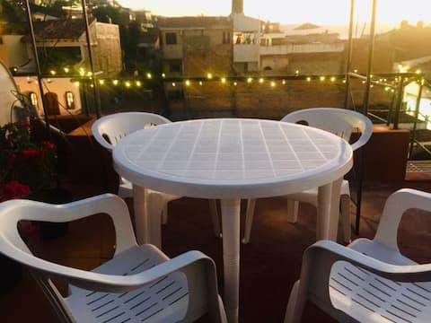 Estudio a 2 Cuadras del Malecón 4