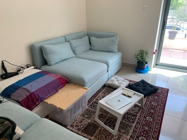 Sharing sofa (Email hidden by Airbnb) city