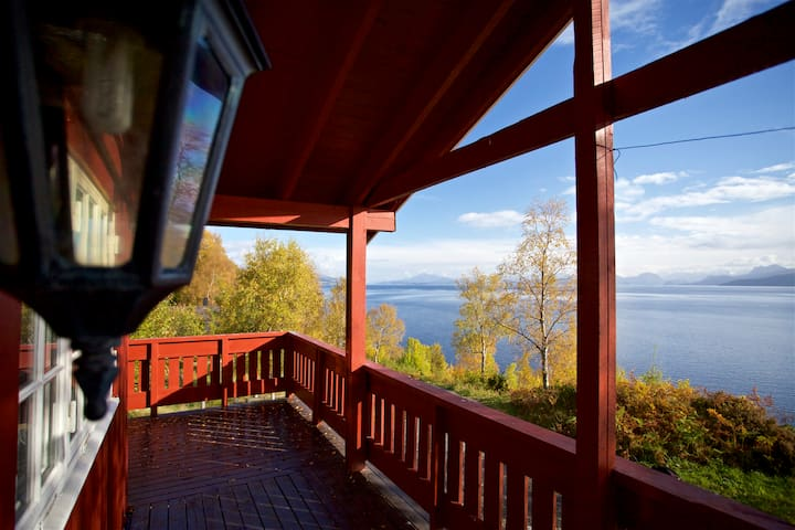 Holidayhouse nr. 1 / Heggdal Fjord-og Fiskeferie