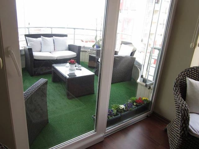 Trabzon beşirlide lüks daire - Trabzon - Apartment