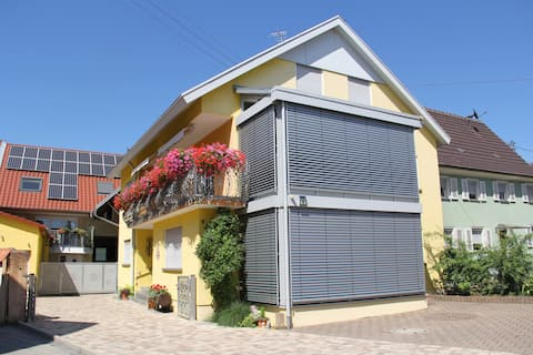 Apartament de vacances al Kaiserstuhl, Haus Schieble