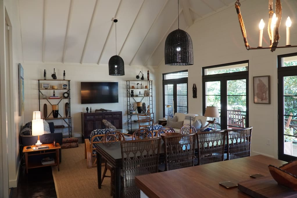 Great Room and Dining