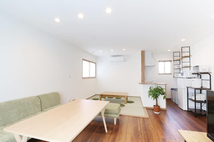 Villas Fujiyoshida -Building A-