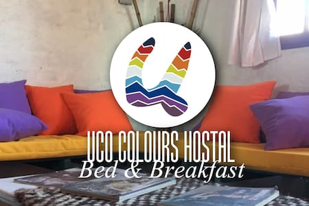 Uco Colours hostal