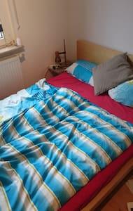 Gemütliches kleines Zimmer - Ilmenau - Appartement