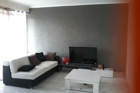 2  chambres dans  appartement T4 - Gex