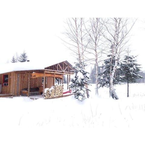 Le camp rouge - Sacré-Coeur - Cabin