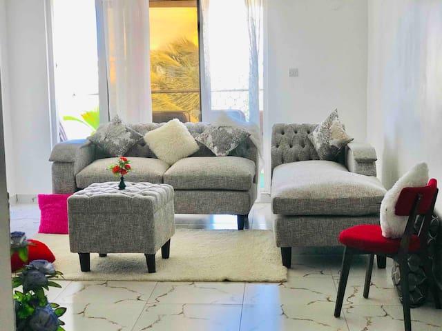 Luxury sea view and en-suite bed