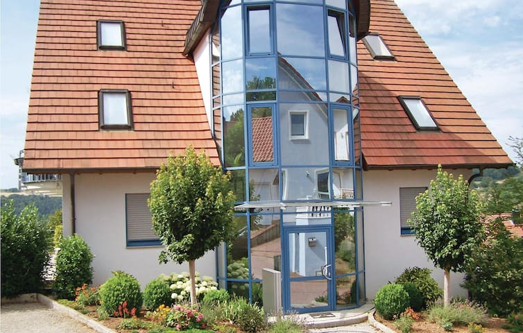 Holiday apartment with 1 bedroom on 90 m² in Wertheim-Reicholzheim
