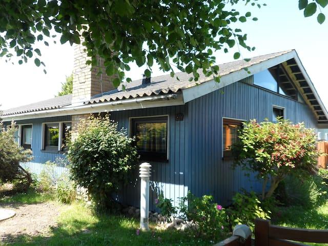"""Fe-Haus """"Sommertraum"""" an der Ostsee - Hohenfelde - Dům"""