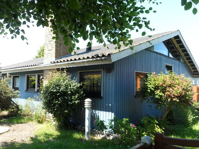 "Fe-Haus ""Sommertraum"" an der Ostsee - Hohenfelde - Huis"