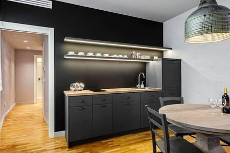 Appartamento nuovo due camere
